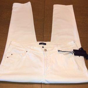 NYDJ Slimming Alisha Ankle Pants Jeans 14W